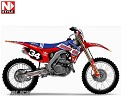 N-STYLE Graphic Lucas Oil CRF250 14-16 / CRF450 13-16