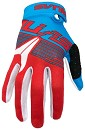 ALIAS AKA Glove Lite Red/Cyan