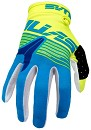 ALIAS AKA Glove Lite Cyan / Neon Yellow