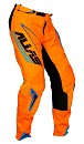 ALIAS A1 Pant Analogue Black/Neon Orange