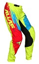 ALIAS A2 Pant Brushed Chartreuse/Blue