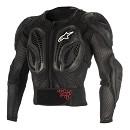 ALPINESTARS Youth Bionic Action jacket Black / Red  Size S/M