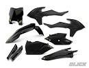 CYCRA Powerflow Bodykit SX/SXF 16-18 BLACK