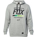 FOX Pro Circuit Draftr PO Fleece Hoody Grey Size M