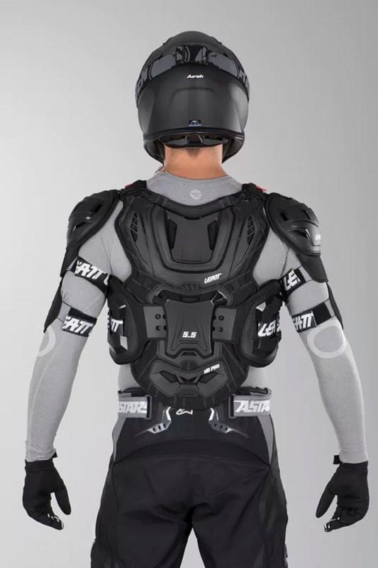 Leatt 5.5 Pro Chest Protector-Black-XXL