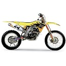 N-STYLE Ultra Graphic Kit RMZ450 08-14