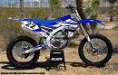 FLUDESIGN PTS Decal Kit YZ85 02-14