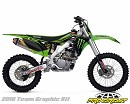 PRO CIRCUIT Team Graphic+Seat KX250F 13-16