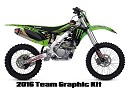 PRO CIRCUIT Team Graphic+Seat KX450F 16-18