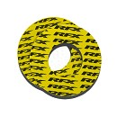 RFX Race Grip Donuts Yellow