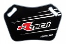 RACETECH Pit Board Black + Stift