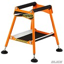 UNIT Bike Stand Adjustable ORANGE