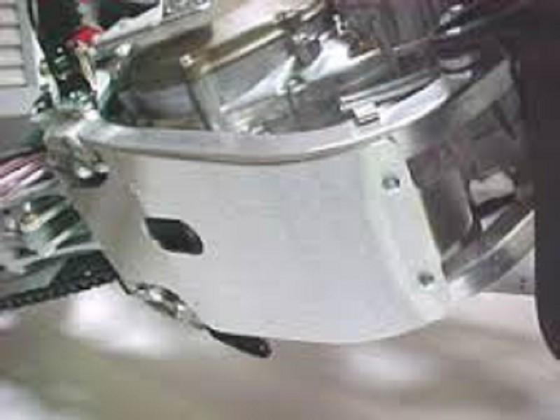 Carterbescherming > WORKS CONN. Skid Plate CR500 98-01 - Van Dijck